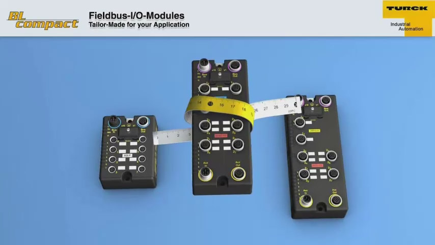 BL compact: Fieldbus I/O Modules