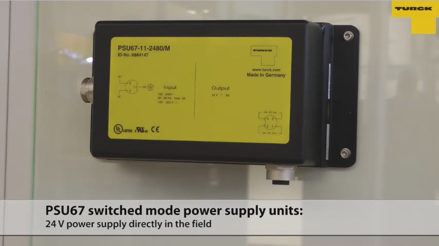 Switched Mode Power Supply Units - PSU67